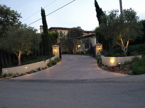 Calabasas Landscape Lighting Exterior Lighting