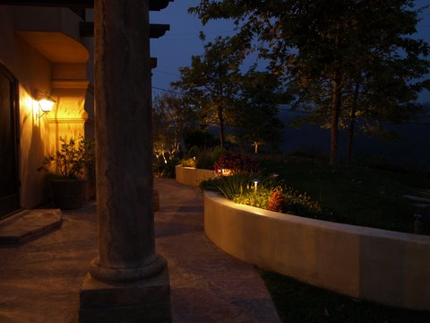 Calabasas Landscape Lighting Outdoor Lighting